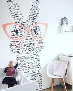 Kids Room Design, Nursery Design, Playroom Design, Baby Decor, Kids Decor, Mural Art, Wall Murals, Mural Floral, Kids Room Murals