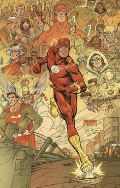 The Flash - Howard Porter