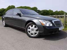 used Maybach 62 V12 in surrey
