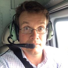 """""""First time I've ever been in a helicopter, 100 miles south of Addis Ababa, Ethiopia."""" --John Green"""