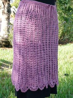 DECO Crochet Skirt by KristinOmdahl | Crocheting Pattern