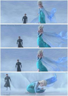 #Frozen #anna #princess #elsa #snow