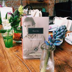 Books are the best breakfast company.  #MyEverymansLibrary by penguinukbooks