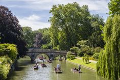 4* Cambridge, 3-Course Dinner, Wine & Breakfast for 2