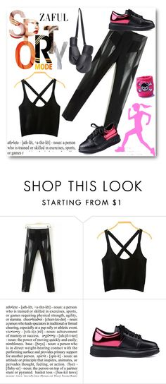 """""""Zaful 16 (09.03.2016. #2)"""" by oliverab ❤ liked on Polyvore featuring zaful"""