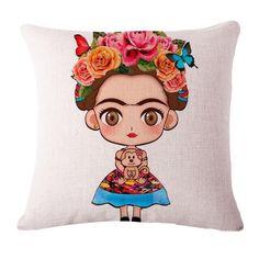 Frida Cushion Covers