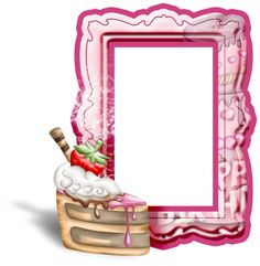 Picture Frame for scrape booking