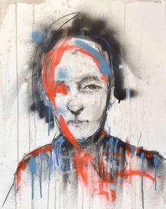 "Saatchi Art Artist Jon Cooper; Drawing, ""Untitled"" #art"