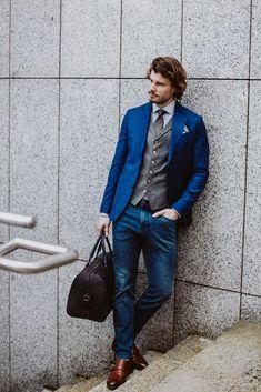 IT-PIECE 2019! Casual Sakko für einen eleganten und modernen Alltagslook von Becon Berlin! Pullover, Trends, Elegant, Outfit, Jeans, Berlin, Casual, Fashion, Amazing