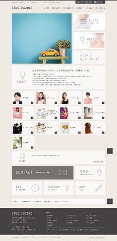 studio zero | 大阪 写真スタジオ : 81-web.com