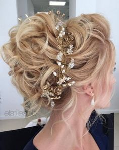Elstile Long Wedding Hairstyle Ideas 6