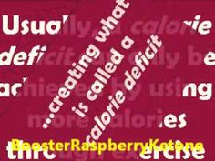 Increasing Your Metabolism With Raspberry Ketones #RaspberryKetones #WeightLossSupplements #raspberryketone #pureraspberryketone Raspberry Ketones, Calorie Deficit, Weight Loss Supplements, Metabolism, Pure Products