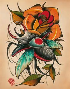 david tevenal - Tìm với Google Tattoo Sketches, Tattoo Drawings, Tattoo Flash Art, Tattoo Art, Bug Tattoo, Dark Art Drawings, Tattoo Project, Insect Art, Aesthetic Drawing