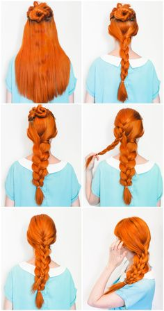 The easy double braid