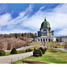 Oratoire Saint-Joseph / Saint Joseph's Oratory in Montreal, QC -- See a saint's heart in a jar!