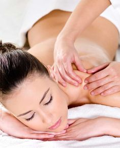 Beautiful Woman Having Massage On Shoulder Stock Photo - Image of care, vertical: 22312902 Young And Beautiful, Beautiful Women, Beauty Studio, Massage Therapy, Healing, Japan, Stock Photos, Shoulder, Photography