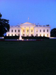 Our Presidents Home