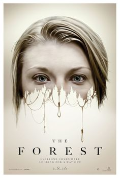 Official Poster for Natalie Dormer's 'The Forest'