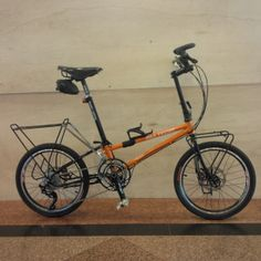 Bike Friday Pocket Llama Diamond