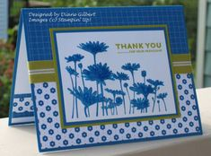 Pacific Point Daisy by DJLuvs2stamp - Cards and Paper Crafts at Splitcoaststampers