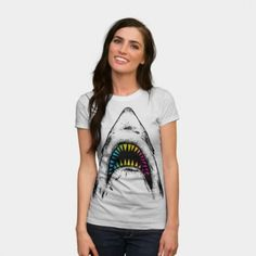 Fancy-Sharky T-shirt Design by jun087 - fancy-tshirts.com