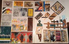 NCEA Art Board by kenzomeow on DeviantArt A Level Art, Level 3, Arts Ed, First Art, Visual Arts, Teaching Art, Art Boards, Cambridge, New Art