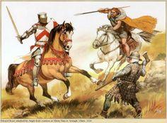 Edward Bruce, Ulster, 1315
