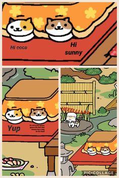 Cat Games, Kitty Games, Dumb Cats, Funny Cats, Neko Atsume Kitty Collector, Neko Neko, Simons Cat, Funny Memes, Jokes