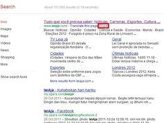 """Botão """"+1"""" no Google é mudado por """"Share"""" - Por enquanto apenas a versão em inglês do buscador está com a opção"""