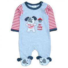Barato Novo 2016 bonito macacão de bebê roupas para bebês recém nascidos macacão…