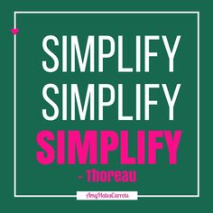 How To Simplify Your Life By Decluttering | A Step-By-Step Guide