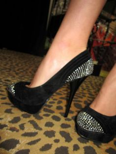 Adult twinkle toes! :)
