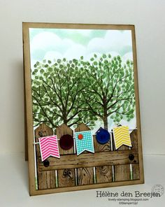 Stampin'Up! Demonstratrice Hélène den Breejen - Onafhankelijk NL Stampin'Up! Demonstratrice: Stampin'Up! Sheltering tree & verzamelbestelling