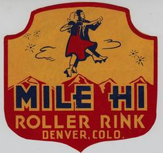 Roller Rink.