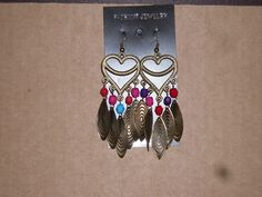 Earrings 5.99 Free Shipping & No Fees $5.99
