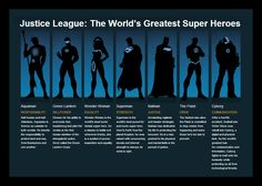 """Justice League - The World's """"Greatest"""" Super-Heroes?!??!   REALLY????  Any team that counts Aquaman as a member can't be all that great!"""