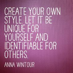 You will look your best in anything that you rock with confidence - trending or not The Words, Cool Words, Anna Wintour Quotes, Quotes To Live By, Me Quotes, Style Quotes, Girly Quotes, Word 3, Fashion Quotes