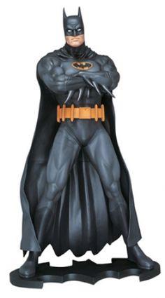 BATMAN - DC Comics Life Size Statue Blau 204 cm