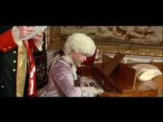 Mozart Vs Salieri!  I LOVE this scene from Amadeus. I show it when teaching Theme and Variation!
