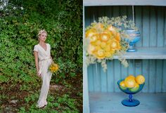 Turquoise Easter Wedding Inspiration