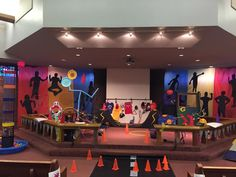 From Campbell UMC in Springfield, Missouri! Let's go! cokesburyvbs.com