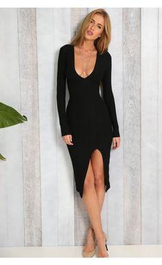 Sydney dress black dresses clothing