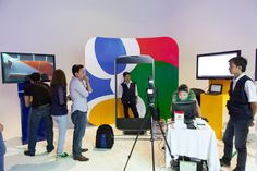 S3 Studios was chosen to host Unilever Innovation day of 2013. The seminar took place in Big studio, Daylight and Patio