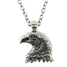 NEWME 1 PCS Antique Silver Planted Eagle Charms Pendant Metal Chain Necklace For Uncle DIY Handmade Jewelry Kraftpaper Box Gifts With flower:   NEWME 1 PCS Antique Silver Planted Eagle Charms Pendant Metal Chain Necklace For Uncle DIY Handmade Jewelry Kraftpaper Box Gifts With flower hip to US only need 7-15 working days (to canada needs 15 to 20 working days,to Mexico needs 15 to 35 working days) from China by epacket 1-4 days between order and delivery Please contact us if special qu...