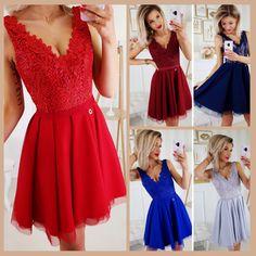 43243c719d Przepiękna koktajlowa sukienka na ramiączkach TORI. Wysyłka w 24h Rozmiary  Xs do L Zwroty GRATIS