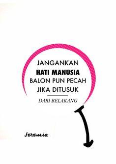 Hati Manusia - Indonesia.