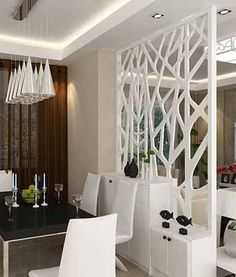 10 Outstanding Tricks: Simple False Ceiling For Office false ceiling design living rooms. Living Room Partition, Living Room Divider, Room Partition Designs, False Ceiling Living Room, Living Room Decor, Partition Ideas, Partition Walls, Living Rooms, Ikea Room Divider