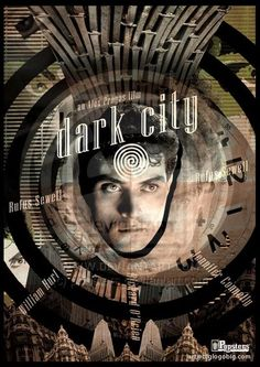 Dark City by popsters on deviantART Dark City, Deviantart, Film, Movies, Movie Posters, Movie, Film Stock, Films, Film Poster
