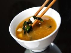 Miso soup - authentic japanese miso soup recipe