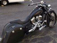 The 1st big wheel custom 2015 Indian Chieftain of the Midwest.